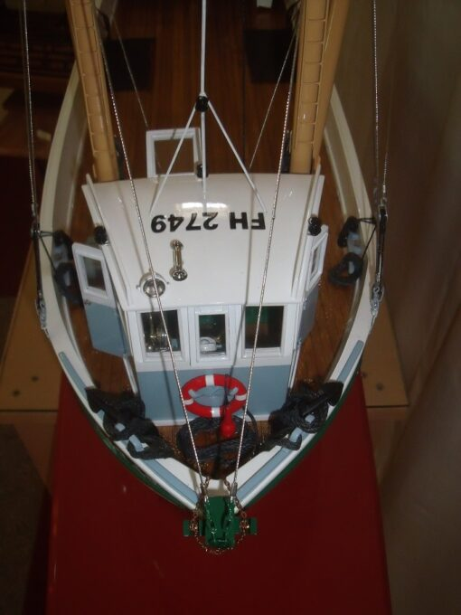 The Wooden Dragure Oyter 81 cm 21 rotated