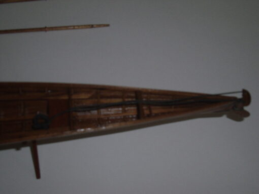 Wooden Yole Rowing Boat 77 12 scaled