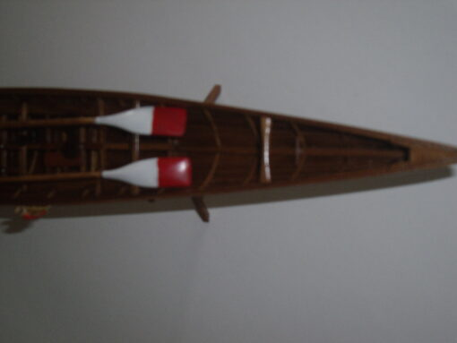 Wooden Yole Rowing Boat 77 13 scaled